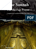 Good article about fajr sunnah