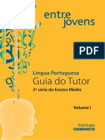 Lingua Portuguesa Guia Do Tutor 3Ano Vol1-Convertido