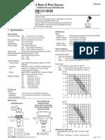 Signet Flow Sensor-515-2536