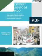 Conflictos Sociales Proyectos Mineros