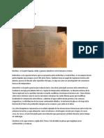 Comprendiendo El Geosistema Marisela Madrigal Miranda