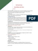 16 Doctrinas