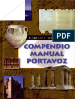 Compendio Manual Portavoz - ECLESIASTÉS (Harold L. Willmington)
