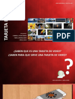Presentacion Tarjeta de Video