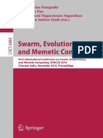 (Lecture Notes in Computer Science 6466 _ Theoretical Computer Science and General Issues) Shi-Zheng Zhao (Auth.), Bijaya Ketan Panigrahi, Swagatam Das, Ponnuthurai Nagaratnam Suganthan, Subhransu Sek