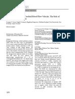 FSC Diastólica y CCP