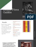 Benito Pérez Galdós y Marianela