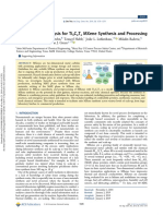 Lakhe et al - Process Safety Analysis for Ti3C2Tx MXene Synthesis and Processing.pdf