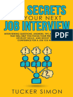 The Secrets to Your Next Job Interview.epub