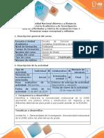 Guía de actividades y rúbrica de evaluación - Fase 1 -  Presentar mapa conceptual y reflexión.pdf