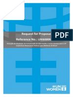 Request for Proposal RFP PT FINAL Rev
