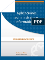 Aplicaciones admo informaticas II