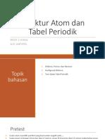 02 Struktur Atom Dan Tabel Periodik