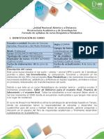 Syllabus de del curso Bioquímica metabólica.docx
