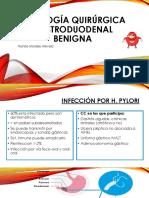 Patología Quirúrgica Gastroduodenal Benigna
