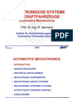 Mechatronic Overview