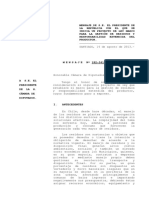 Proyecto de Ley de Residuos 10-09-2013