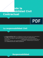 Comprende La Responsabilidad Civil Contractual