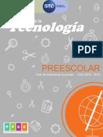 TECNOLOGÍA PREESCOLAR M2