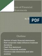 Analysis of FS