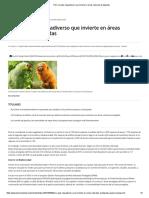 Perú_ Un País Megadiverso Que Invierte en Áreas Naturales Protegidas