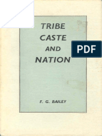 Frederick George Bailey - Tribe, caste, and nation_ a study of political activity and political change in highland Orissa  -Manchester University Press (1960).pdf