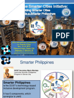 The Philippine Smarter Cities Initiative