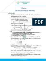 Chapter 1 Some Basic Concepts of Chemistry