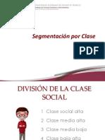 Ctividad 1.6.- Segmentación Por Clase Social