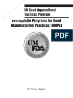 .Prerequisite Programs ForGMP Practices