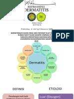 Refresing Dermatitis