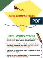 Soil compaction