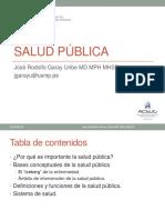 1. Salud Pública