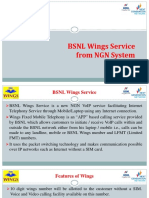 Wings PPT for Call Centre & CSCs