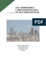 Ciudad, Territorio y Paisaje. Un Debate Multidisciplinar