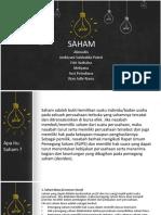 PPT SAHAM