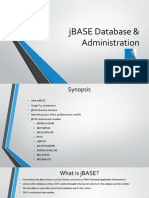 Jbase Database _ Administration.pptx