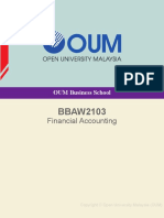 BBAW2103 Modiul BI