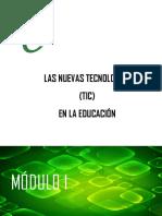 Módulo 1 . Instrumentos Educativos
