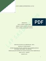 Plan de Carrera - Distribuidora Lap