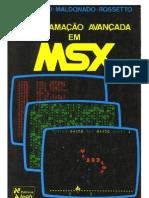 Programacao Avancada em MSX