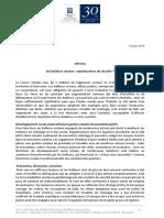 20190614 Article Sj Bailleurs Sociaux