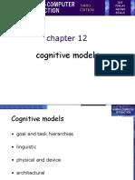 Cognitive Model.ppt