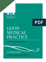 Good Medical Practice (NZ)