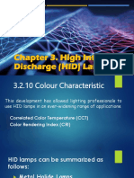 3 - High Intensity Discharge Lamps Part 3