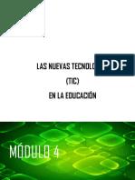 Módulo 4. Aplicaciones Educativas