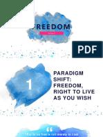 Freedom Report