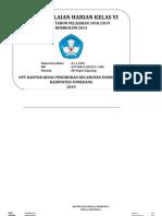 format Daftar Nilai Harian Kurtilas Kelas IV A.xlsx