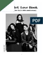 The MeU Love Book