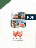 Wysetek Systems Technologists Brochure Mailer